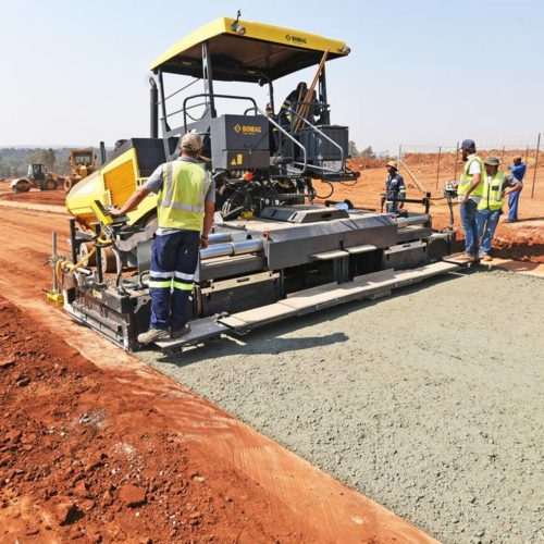 Africa-roads Middlefield-Projects